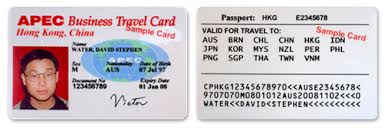 What Is Apec Business Travel Card Business Card