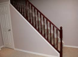 Fusion Metalworks Wrought Iron Interior Stair Railings. View Larger