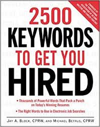 2500 Keywords To Get You Hired Jay Block Michael Betrus