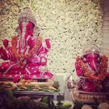 ganesh chaturthi decoration ideas festive season pinterest