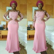 Wedding Guests Aso Ebi Styles At Stephanie Coker S Traditional