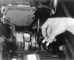 repair guides circuit protection fuse block and convenience 1 some models use an underhood fuse relay panel