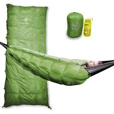 these things steal precious space in your pack and you will not need to make this sacrifice with a compact lightweight hammock setup