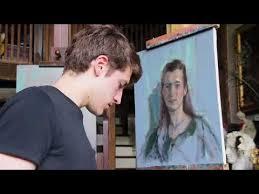 Alexander Shanks Painting Demonstration - YouTube