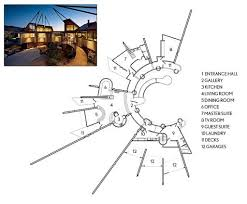 Floor Plans Architectural Digest Radial Design Theory