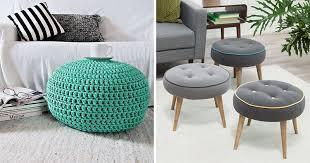 Pouf Furniture Definition