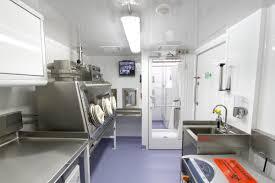 Biosafety Level 3 Laboratory Design Trailer Laboratories Mobile Laboratories Germfree