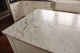 Small Picture White Carrara Marble Kitchen Countertops Exotic Carrara Marble