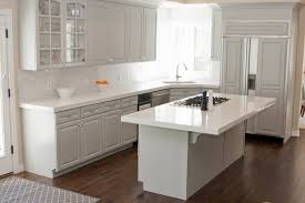 White Kitchens With Wood Floors Glossy Kitchen Cabinets View Full Size Photo 7 Of 11 Awesome