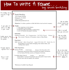 Tips To Writing A Good Resumes How To Rock That Interview Create A Resume Sorority