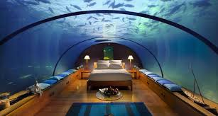 The Manta Resort In Zanzibar Is Africa's First Underwater Hotel