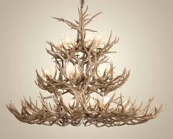 making a deer antler chandelier stunning making a deer antler chandelier picture