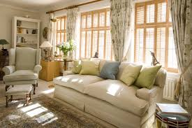 Interior:Chic Country French House Style Interior Ideas Charming Style  French Country Living Room Interior
