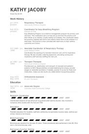 Entry Level Respiratory Therapist Resume Awesome Entry Level Respiratory Therapist Resume Template Best Design Resume
