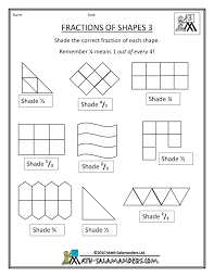 a921979343e7d25a40edf3873be3141a fraction shape worksheets math pinterest shapes worksheets on fraction addition and subtraction worksheet