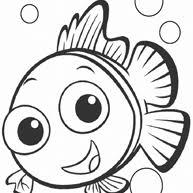 Kleurplaten Vissen Nemo