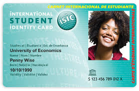 Isic Letterjdi org Student Fake Card