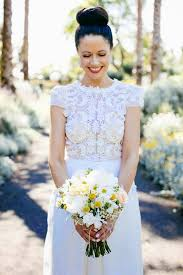 biggest bridal hair and makeup trends wedding party pink cheeks and lips are defining brides this season