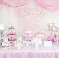 Cute Baby Shower Dessert Table Dcor Ideas