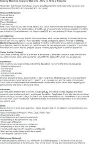 Press Operator Job Description – Resume Tutorial