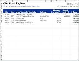 Free Excel Checkbook Register Excel Check Register Medium Size Of