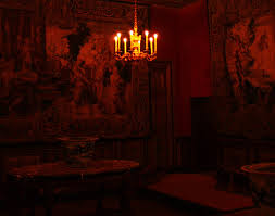 lighting for dark rooms. In Rooms Lit Only By A Few Candles, Dark Shadows Are Lurking Everywhere Lighting For M