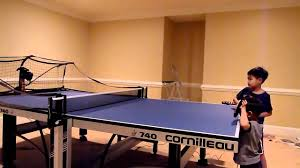 Extreme Ping Pong 2016 Us Olympic Ping Pong Team Youtube