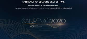 Sanremo 2020, resi noti i prezzi per assistere alla rassegna ...
