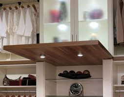 led lighting in a custom walk in closet design innovate home org columbus and cleveland