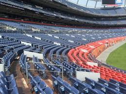 Denver Invesco Field Seating Chart Denver Broncos Verizon Bring Wi Fi Blitz To Sports