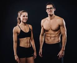 The Fitness Hacks Podcast   HIITBURN Interview Dennis and Kelsey