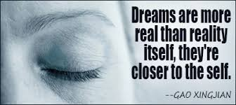 Meaning Of Dreams Quotes