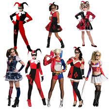 kids and s harley quinn costumes