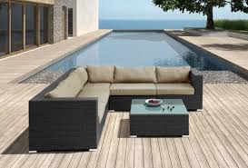 source outdoor patio furniture. patio furniture your source for outdoor wonderful modern black wicker sofa sets come with dark