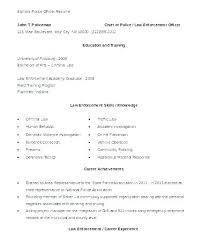 Resume Job Objective Good Work Objectives For A Resume Career