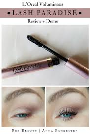 l oreal voluminous lash paradise mascara review best mascara at the