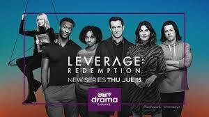 CTV Drama Channel - Leverage ...