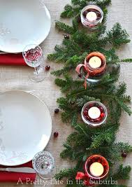 Decorate A Jar For Christmas Simple Pretty Christmas Centrepieces A Pretty Life In The Suburbs 83