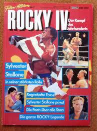 BASTEI Film Album Rocky 4 Sylvester Stallone in 61206 Wöllstadt für 1,00 €  zum Verkauf
