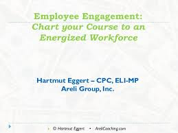 Employee Engagement Chart Your Course To An Energized Workforce