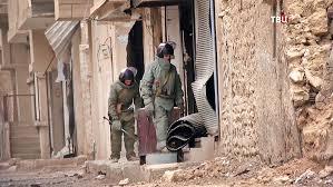 Вторая группа сирийских военных получила дипломы саперов  Работа саперов в Сирии Фото ТВ Центр