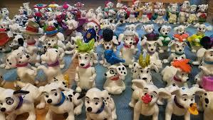 Mcdonalds 101 dalmations toys