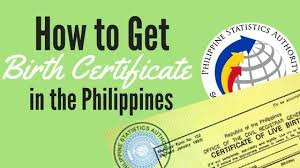 How To Make A Birth Certificate How To Get Birth Certificate In The Philippines An Ultimate Guide