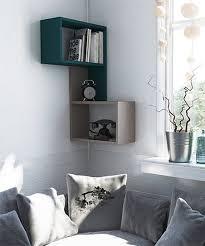 light mocha turquoise wingate wall shelf