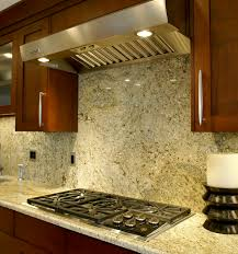 Granite With Backsplash Cool Design Ideas