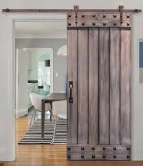 The BarnCraft Collection of Premium Rolling Barn Doors by is offered in a  wide range of