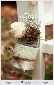 Decorations Using Mason Jars 100 Rustic Wedding Ideas using Mason Jars 20