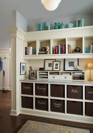 storage ideas for home office. Office Storage Ideas Remodelaholic Beautiful For Home D
