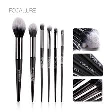 FOCALLURE <b>6 pcs Makeup</b> Brush Set <b>Professional</b> High Quality ...