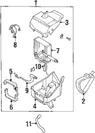 com acirc reg mazda miata blower motor fan oem parts 2001 mazda miata se l4 1 8 liter gas blower motor fan